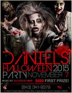 Daniels Halloween Party 2015. FB