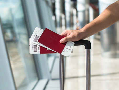 Oportunidades para quem possui o passaporte europeu