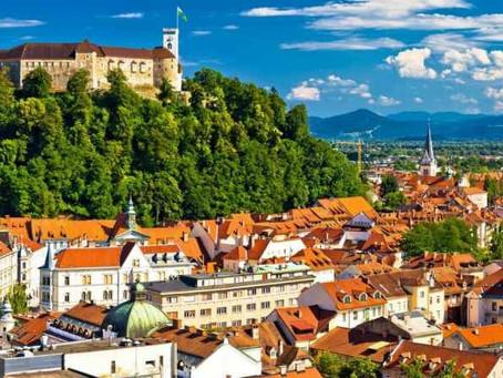 Conheça a Eslovênia