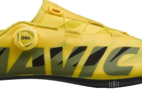 Mavic - A nova sapatilha para ciclistas profissionais!