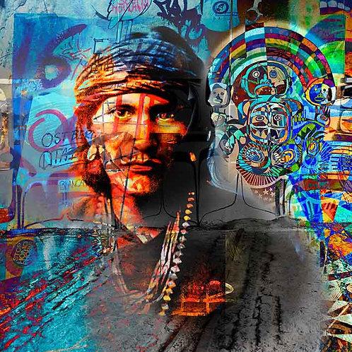 Indian - Alex van der Lecq