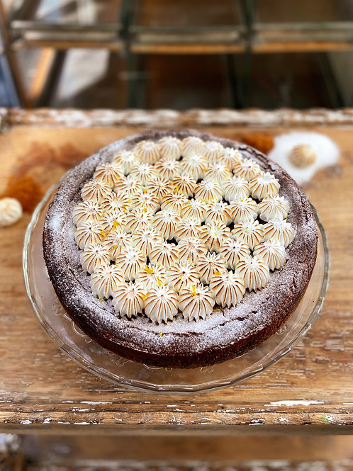 Cheesecake met seizoensvruchten