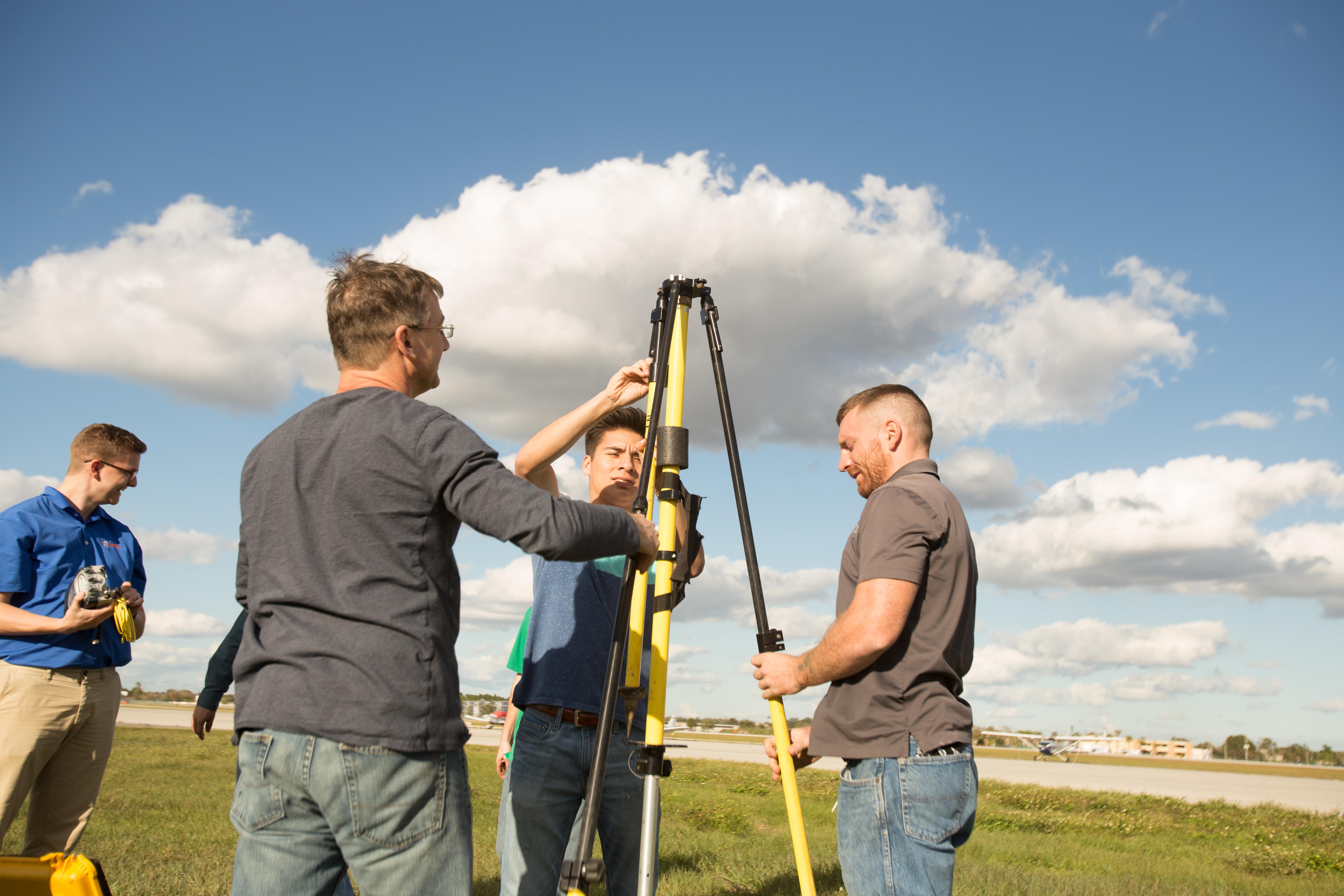 Aerial LiDar | SurvTech Solutions