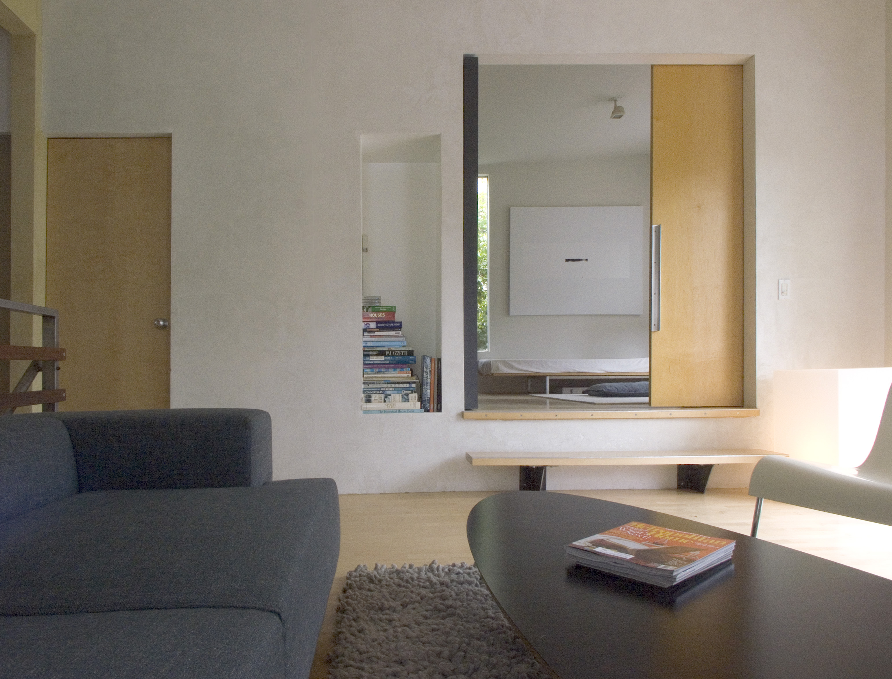 modern renovation - house in oakland