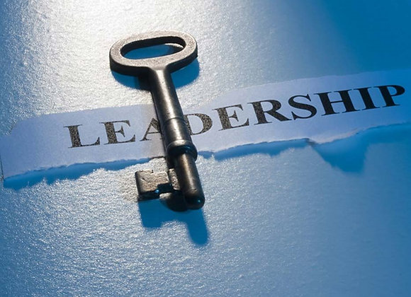 The Path Sabbath Lesson: Leaders Must Lead