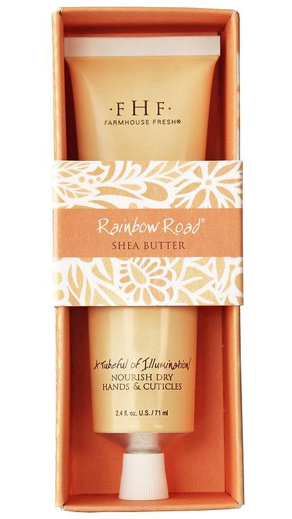 Rainbow Road Shea Butter Hand Cream - Tubes