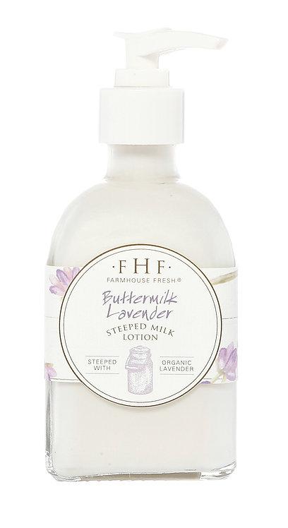 Buttermilk Lavender Steeped Milk - Pump Top