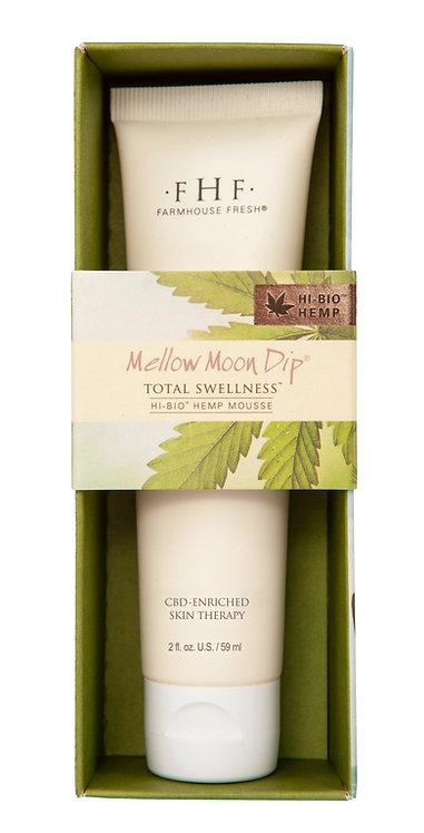 Mellow Moon Dip Hemp Relaxation Body Mousse - Travel Tube - NEW!