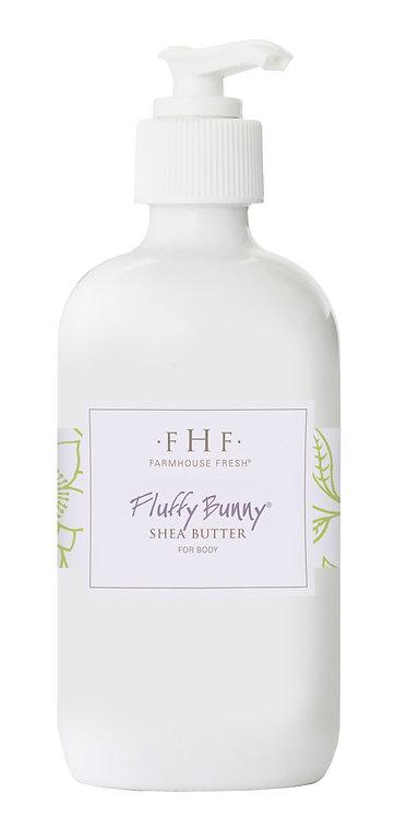 Fluffy Bunny Shea Butter Cream - Pump