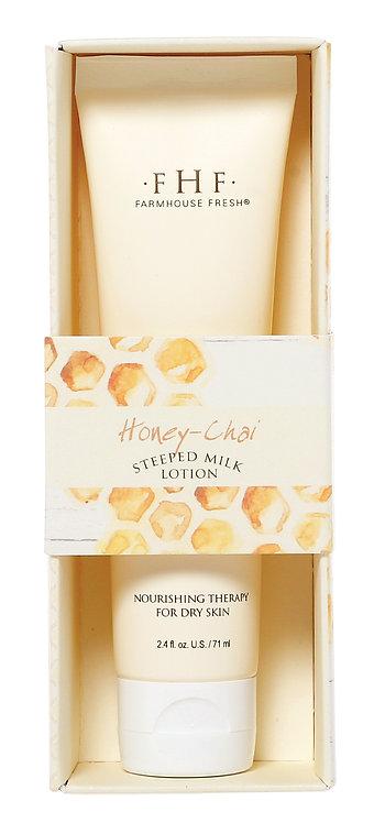 Honey-Chai Steeped Milk - Travel Tube