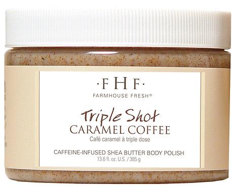 Triple Shot Coffee Shea Sugar Body Polish
