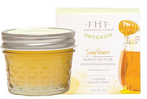 Sunflower Honey Butter - Organics
