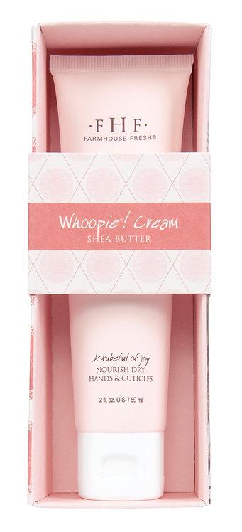Whoopie! Shea Butter Hand Cream Tubes