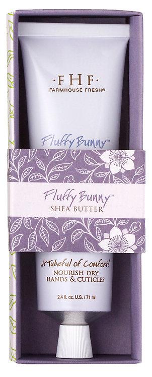 Fluffy Bunny Shea Butter Hand Cream Tubes