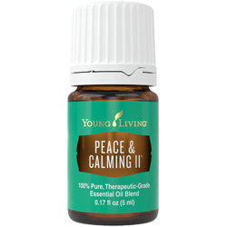 Peace & Calming II Essential Oil Blend -