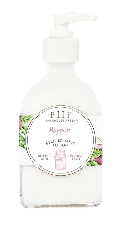 Maypop Steeped Milk - Pump Top