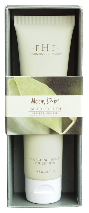 Moon Dip Back to Youth Mousse - Travel Tube