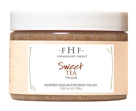 Sweet Tea Shea Sugar Body Polish