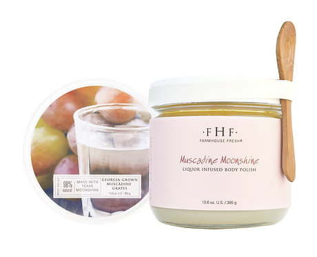Muscadine Moonshine Sugar Body Polish