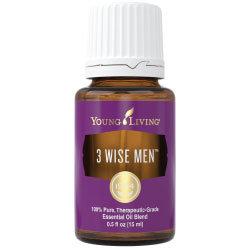 3 Wise Men Essential Oil Blend