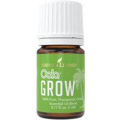 Oola Grow Essential Oil Blend