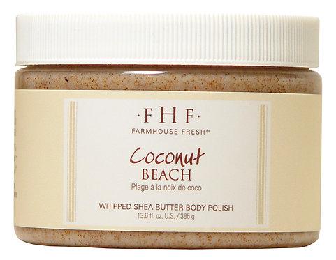 Coconut Beach Shea Sugar Body Polish