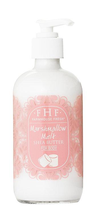 Marshmallow Melt Shea Butter Cream - Pump
