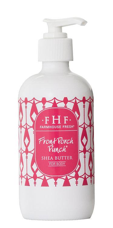 Front Porch Punch Shea Butter Cream - Pump