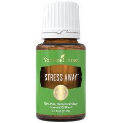 Stress Away Essential Oil Blend