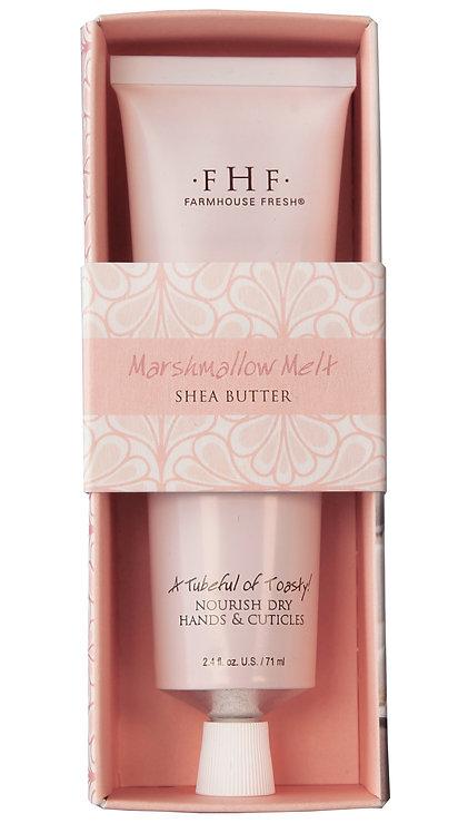 Marshmallow Melt Shea Butter Hand Cream - Tubes