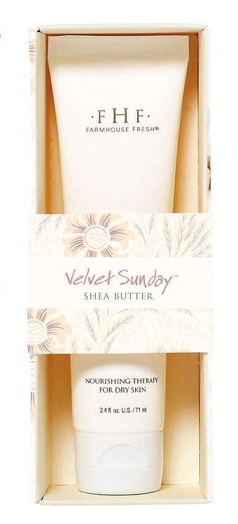 Velvet Sunday Shea Butter Hand Cream Tubes - NEW!