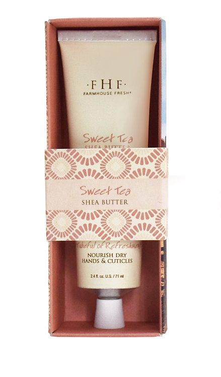 Sweet Tea Shea Butter Hand Cream - Tubes