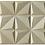Thumbnail: 4D Wall ผนังซับเสียง วัสดุ PU รุ่น YS-1 ขนาด 60x60x2.0cm. (ราคาต่อแผ่น)