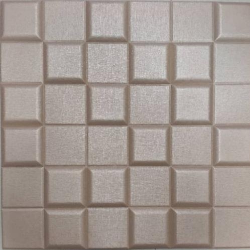 4D Wall ผนังซับเสียง วัสดุ PU รุ่น YS-3 ขนาด 60x60x1.5cm. (ราคาต่อแผ่น)