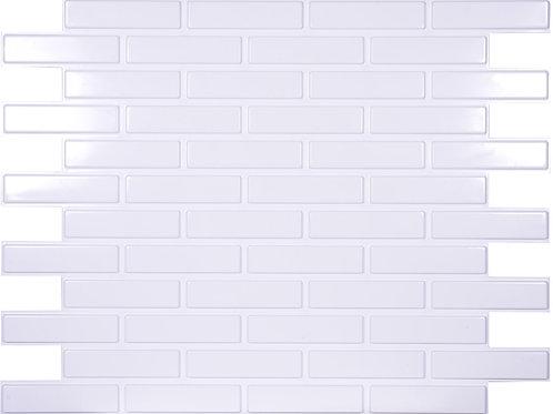 3D Wall Panel ผนังสามมิติ วัสดุ POLY ลาย BRICK ขนาด 60*78.75cm. (ราคาต่อ1ตร.ม)