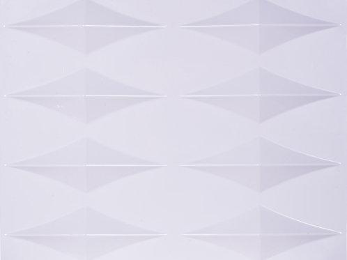 3D Wall Panel ผนังสามมิติ วัสดุ POLY ลาย EGYPT ขนาด 48*60cm. (ราคาต่อ1ตร.ม)