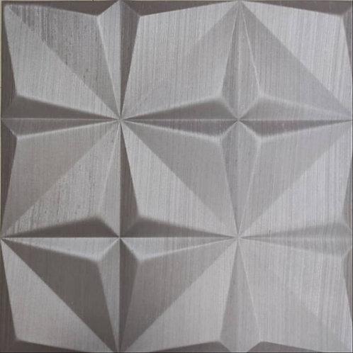 4D Wall ผนังซับเสียง วัสดุ PU รุ่น YS-1 ขนาด 60x60x2.0cm. (ราคาต่อแผ่น)