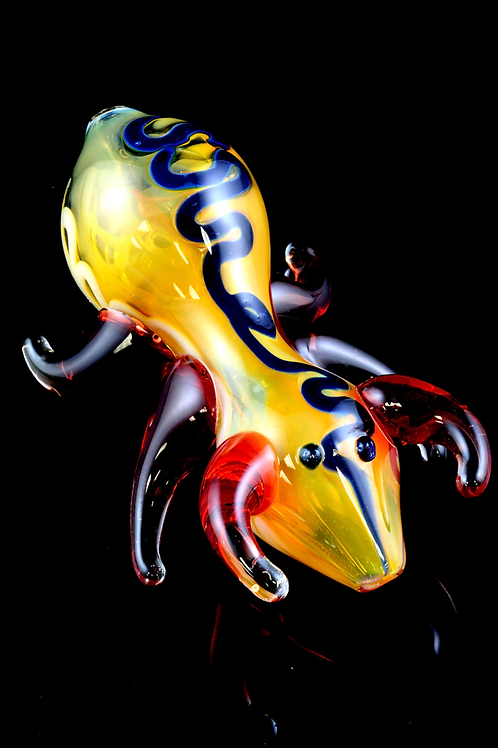 Color Changing Critter Pipe