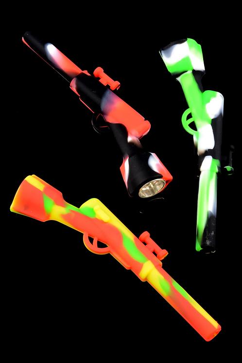 Silicone Rifle Chillum