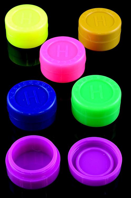 Large Silicone Jar