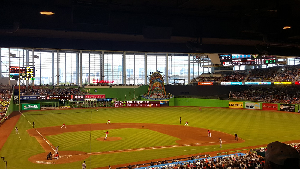 Stadium Review - Marlins Park - Miami