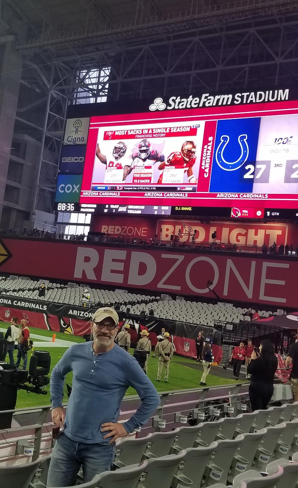 Stadium Review of State Farm Stadium