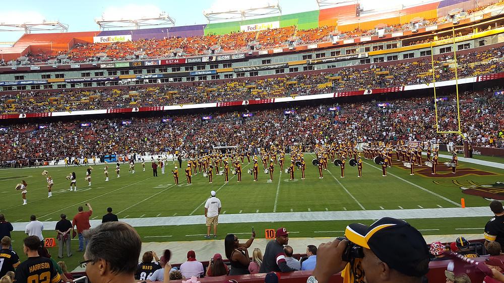 Stadium Review - FedEx Field - Washington, DC