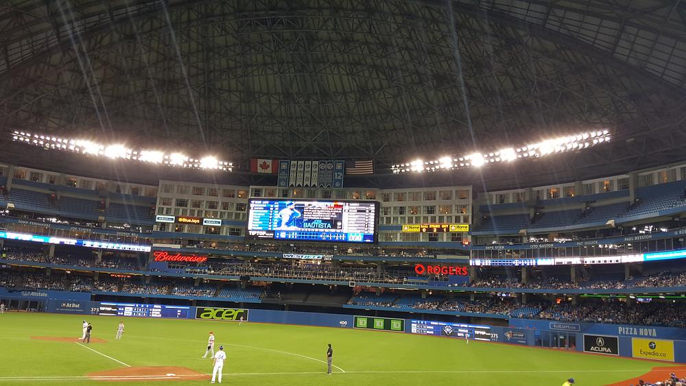 Stadium Review - Rogers Centre - Toronto