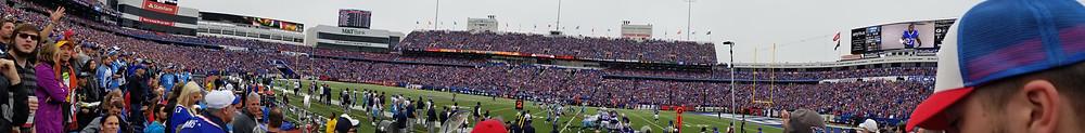 Stadium Review of New Era Field, Buffalo