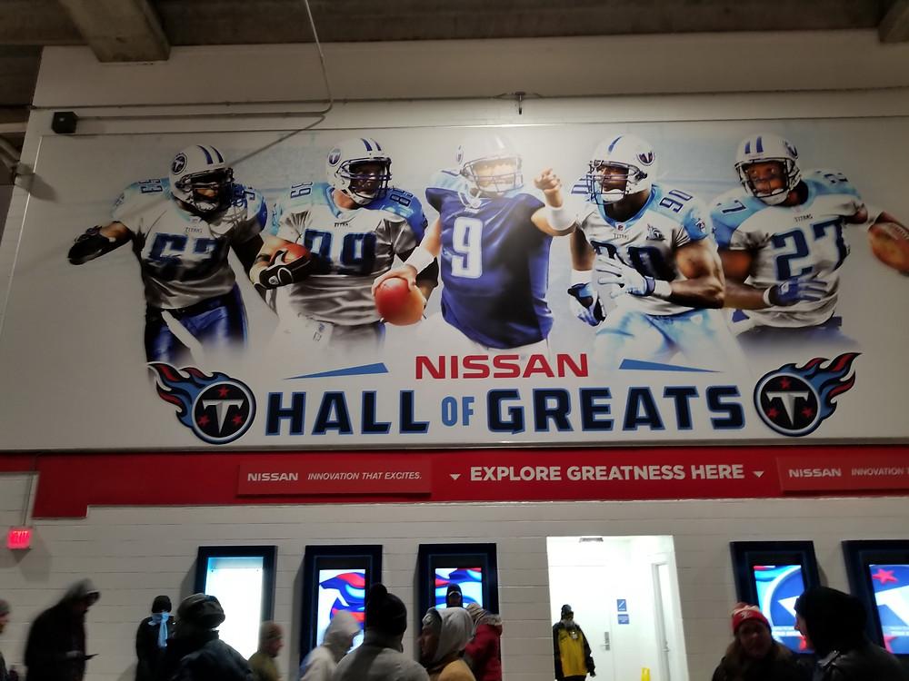 Stadium Review of Nissan Stadium, Nashville