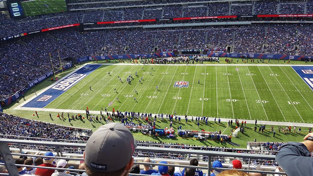 Stadium Review - Met Life Stadium - East Rutherford,NJ