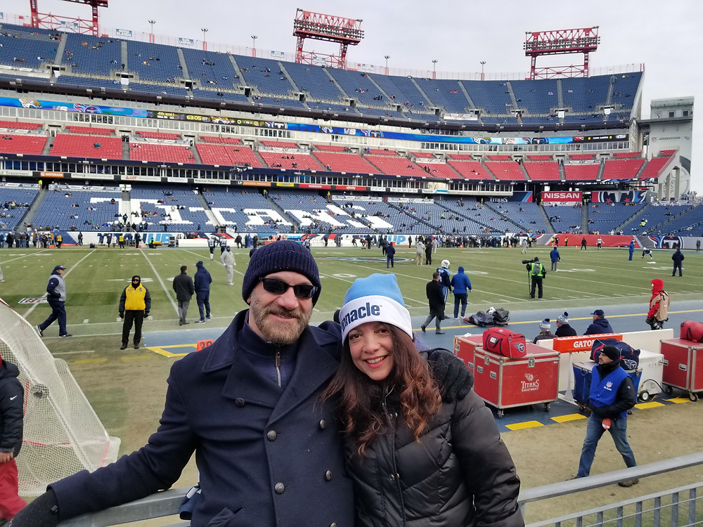 Nissan Stadium Review