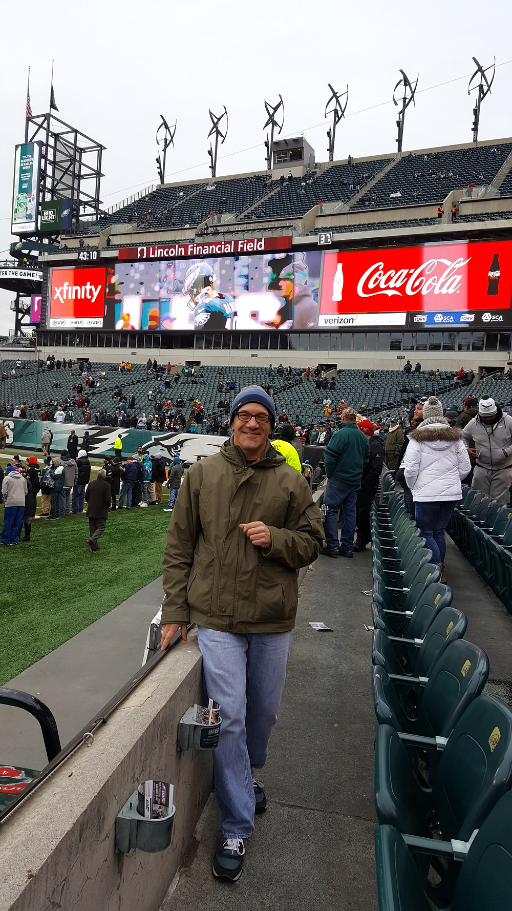 Lincoln Financial Field Review