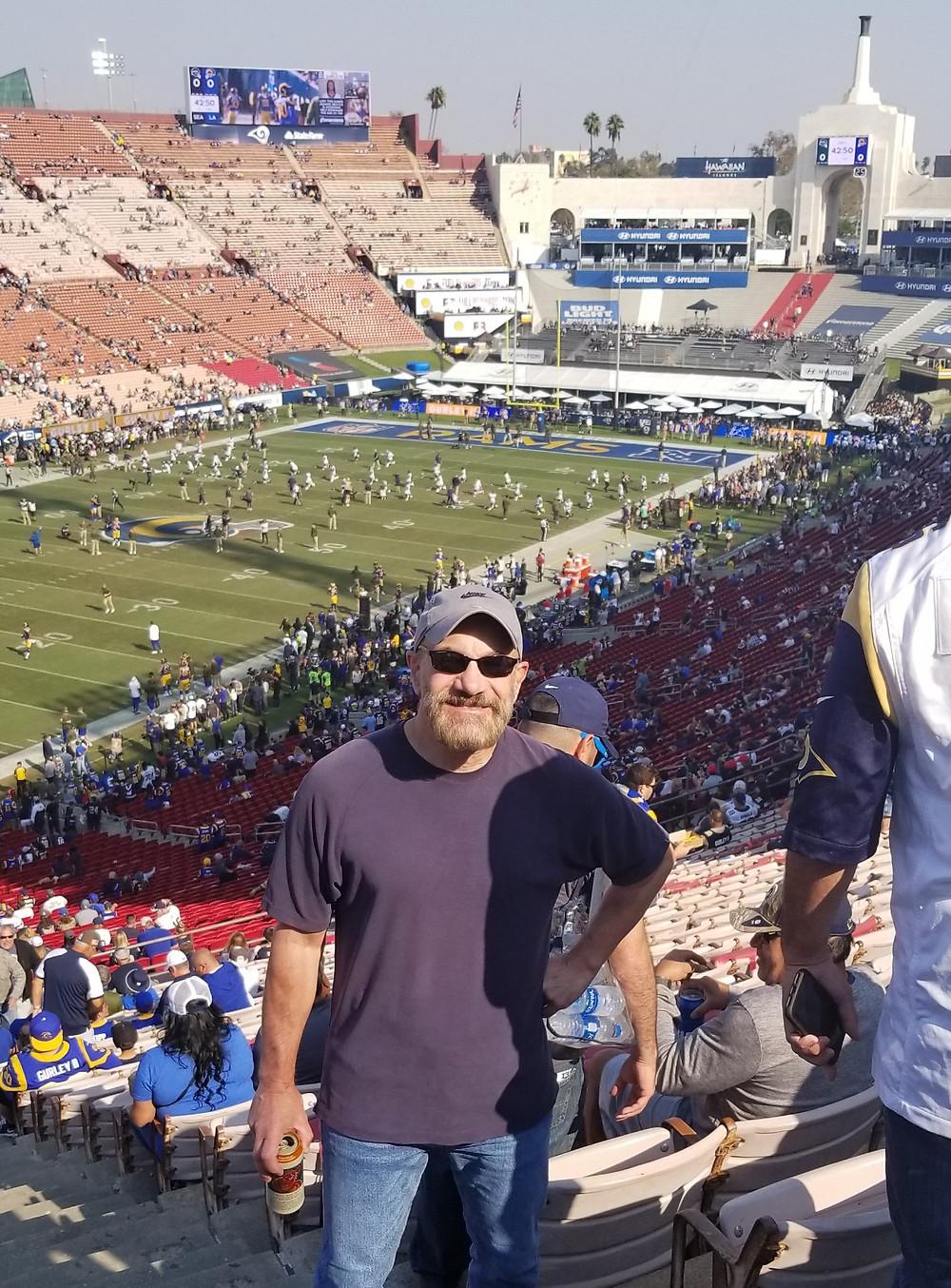 Los Angeles Memorial Coliseum Review